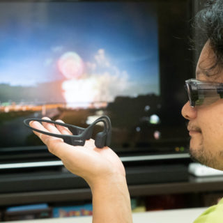【新発売】テレビ用の骨伝導ワイヤレスヘッドホンが子育て世代にもシニアにも最適だぞ!