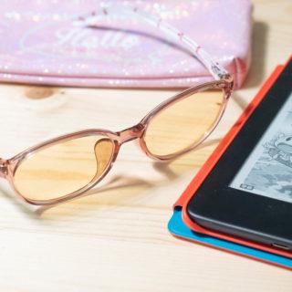 先着30000名にJINS SCREENレンズが無料!早速子ども用にブルーライトカットメガネを作ったぞ!