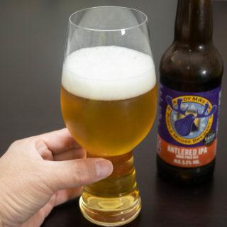IPAビールを飲むなら!IPA専用のビールグラスで飲むと香りが引き立つぞ!
