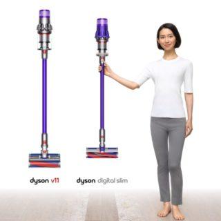 これは欲しい…!「Dyson Digital Slim」は25%軽量化ながら変わらない吸引力の新商品だぞ!