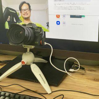 オリンパスのOM-DがWEBカムになる!OM-D Webcam Betaがリリースされたぞ!