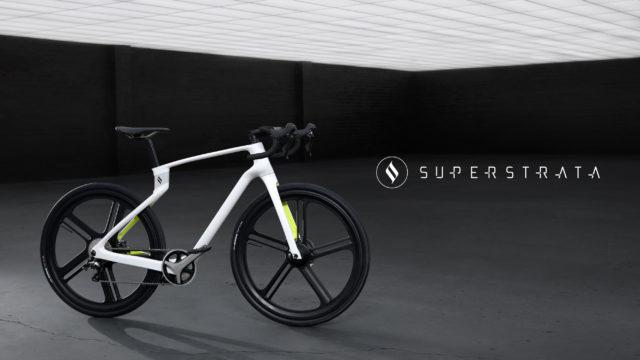 世界初!3Dプリンタで創る自分だけのフルカーボン自転車「Superstrata」がクラウドファンディング開始だぞ!
