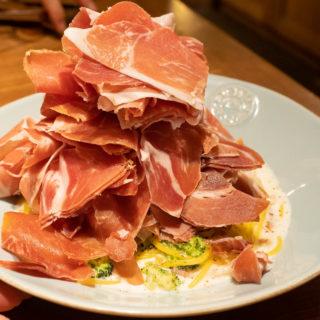生ハム・しらすが乗せ放題パスタ!イタリアンキッチン「VANSAN」がすごいぞ!
