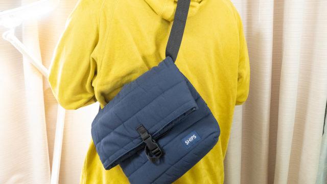 雑誌「MonoMax2月号」付録に使い勝手の良い撥水ショルダーバッグが付いてくるぞ!