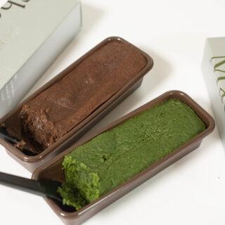 治一郎のガトーショコラは、治一郎らしい濃厚さとしっとりさで美味しいぞ!