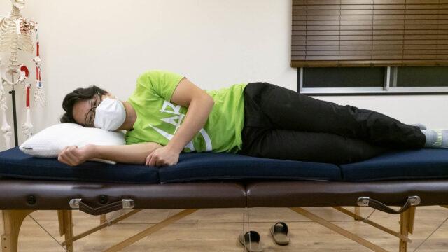 整体師が作った「THE MATTRESS(ザ・マットレス)」は、呼吸や姿勢や寝返りが楽になり、快適に寝られるぞ!