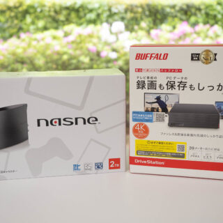 バッファロー版nasneに最適な6TBのHDDを購入したぞ!