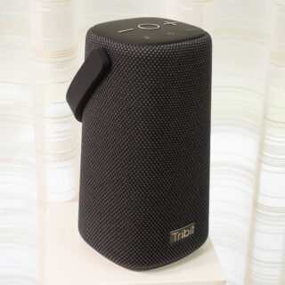 【新発売】「Tribit StormBox Pro」はサブウーファー内蔵でしっかりした低音・大音量のBluetoothスピーカーだぞ!