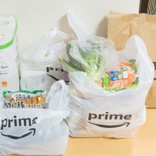 Amazonでスーパーライフの食材が注文可能!最短2時間配送なので実際に使ってみたぞ!