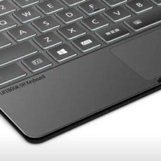 ノートパソコンのキーボード+タッチパッド部分だけが商品化!富士通からUH Keybord(UHKB)がクラファンに登場だぞ!