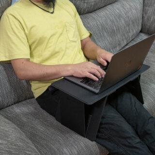 畳むとわずか5mmの折りたたみデスク「iSWIFT Pi」が便利で良いぞ!