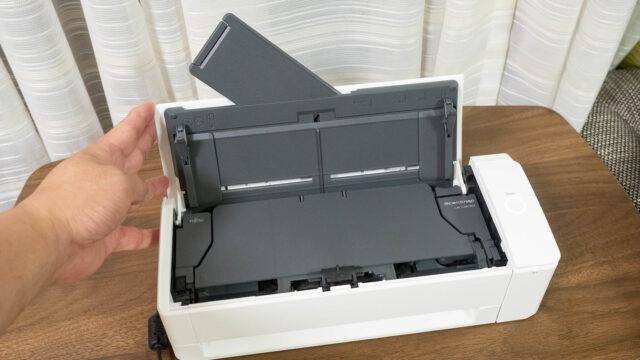 ScanSnap「iX1300」は自動でシャキーン!ちょうど良いサイズの新モデルが発表だぞ!