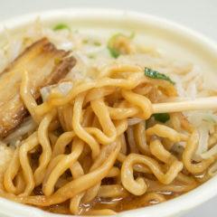 セブンの二郎系ラーメン「豚ラーメン」が進化!麺がより美味しくなったぞ!