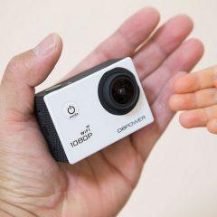 【格安!】GoProが欲しいけどお値段がね…と思ってる人へ!6000円台で買えるフルHDアクションカメラが良いぞ!